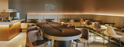 Star Alliance and Swissport Aspire Lounges at Schiphol Airport